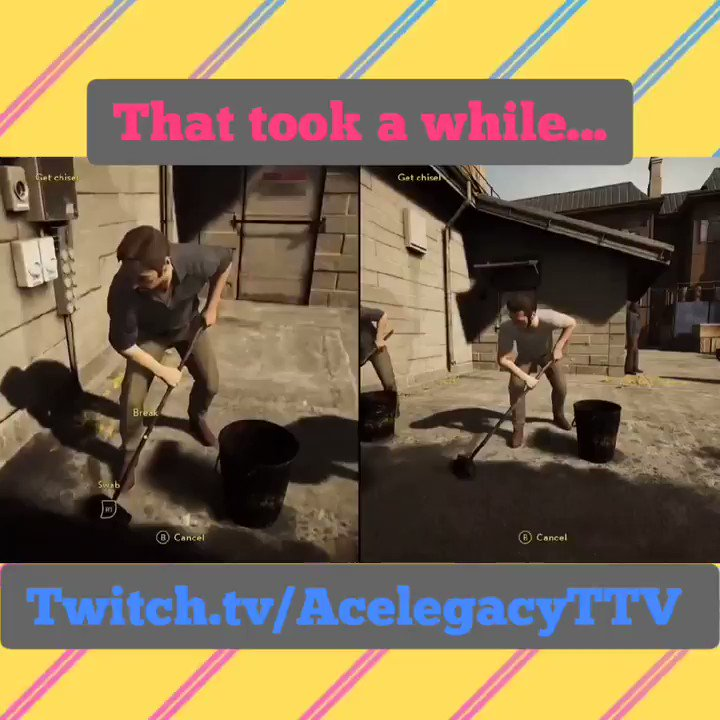 We Got Stuck with the Lame Jobs  Streamed at: https://t.co/Lh7Hwh0MPS -Youtube channel in bio ______________________________ #gaming #xbox #xboxone #twitch #streamer #youtube #funnymoments #videogame #crazy #games #xboxonegaming #funny #awayout https://t.co/KLNNNHoABZ
