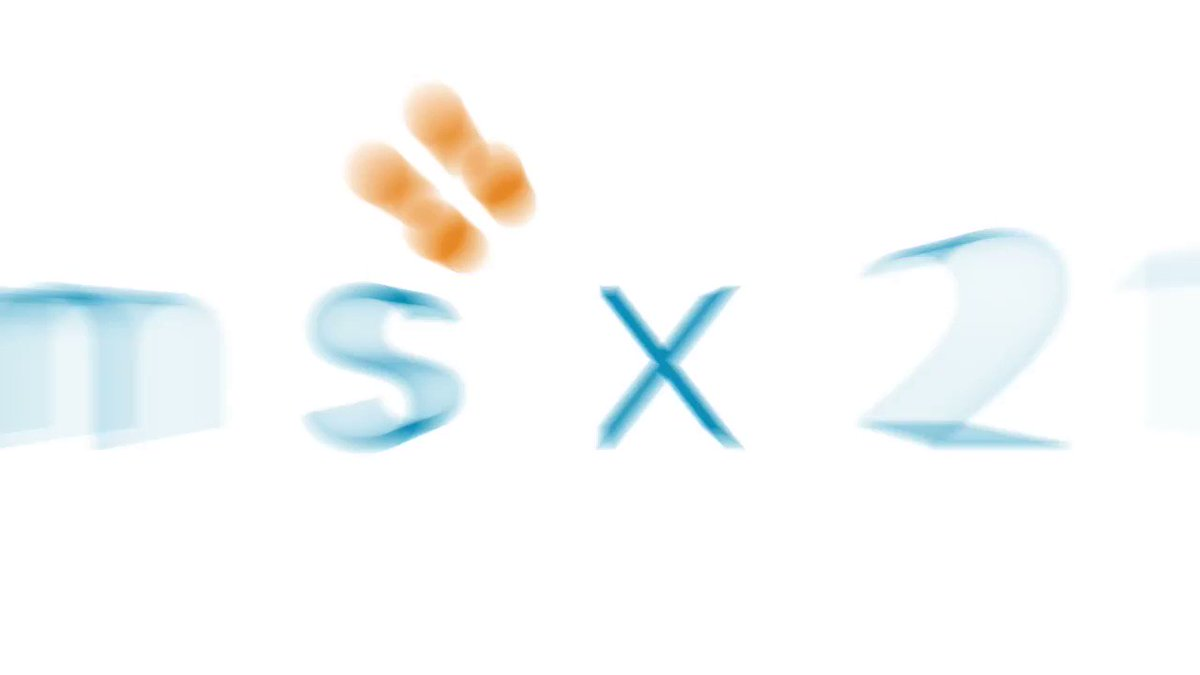 Image for the Tweet beginning: #MSX21 is coming to your