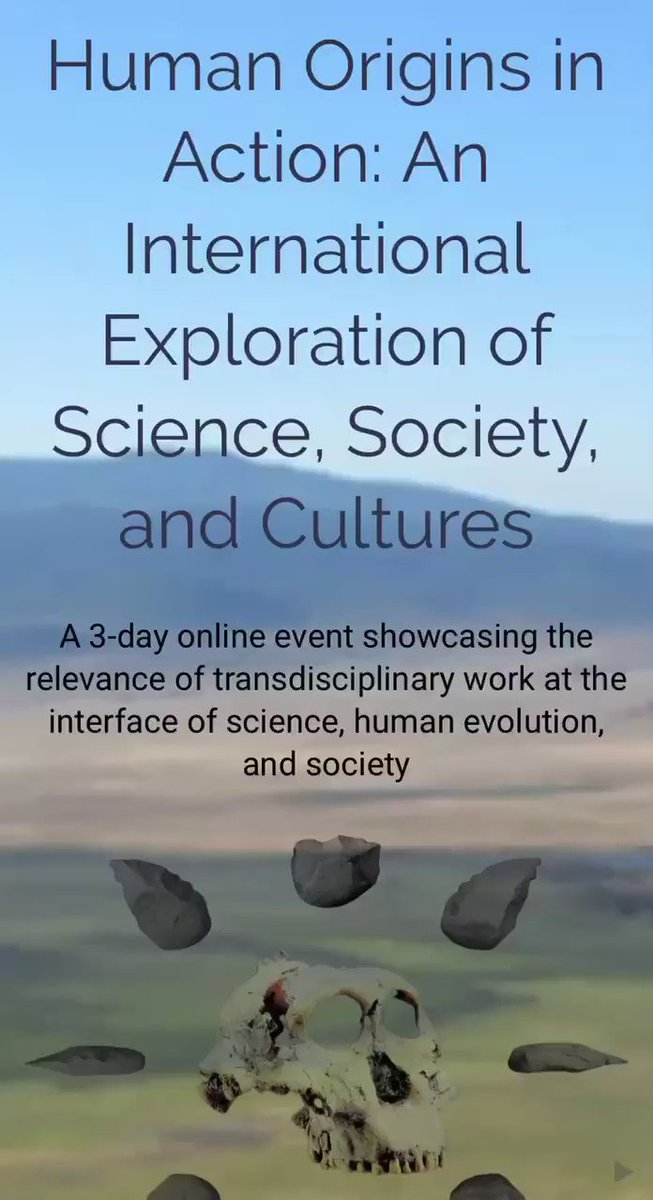 This is sure to be a great event so please try and attend! Just check out all of these amazing talks and look at the wide range of topics and research methods that can apply to many archaeological studies. Registration link below.   Please share, thanks!  https://t.co/Tj7dJ3mWza https://t.co/X7QGSFvNJP