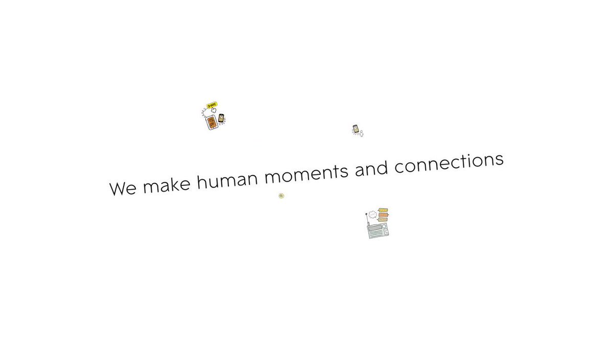 We make beautiful human moments and connections. To get your brand into the moment with the people that matter to you. We do this online, offline and in-real-life. https://t.co/XNdkTpz5ju #DigitalMarketing #Marketing #Branding #Events #WebsiteDesign