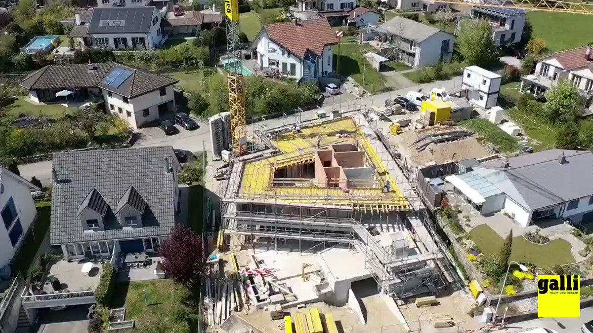 MFH Biberist#gallifüralli#zuchwil#solothurn#neubau#hochbau #Mehrfamilienhaus#umbau#sanierung#werterhaltung#biberist#sonne #gallihochundtiefbauag#gutgebaut #martyhäuserag #martydesignhaus https://t.co/iXkPTZK4kD