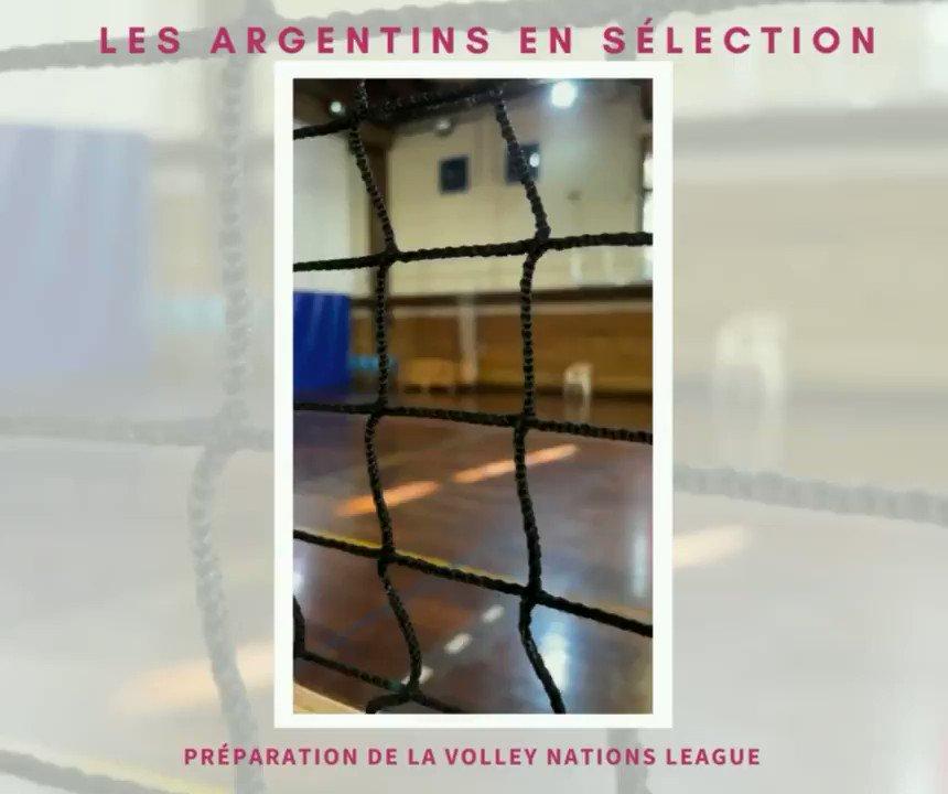 [CENTURIONS] #Sélection 😍  Trois joueurs du Narbonne Volley, sont en sélection...
