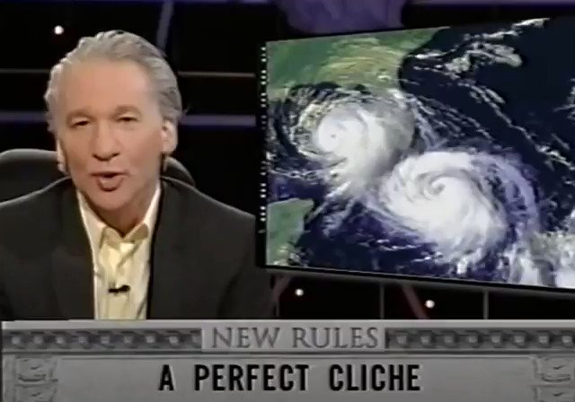 """Bill Maher reacts to camera phones in 2003: """"It's a phone not a swiss army knife"""" https://t.co/9smaj4QdQw"""
