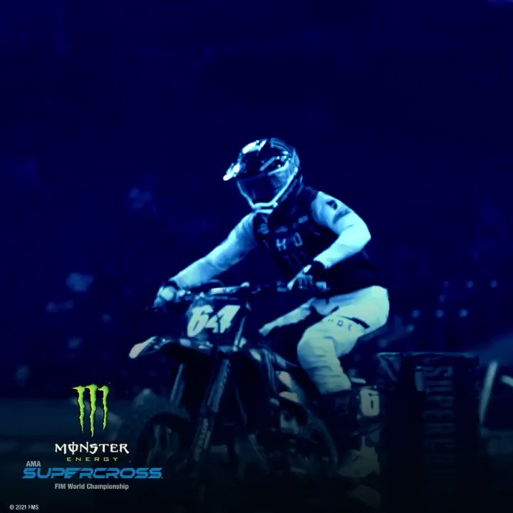 Congratulations to your 2021 250SX East Champion, @_ColtNichols! 🏆  @SupercrossLIVE #SupercrossLIVE #MonsterEnergy https://t.co/sDyM9OlpRS