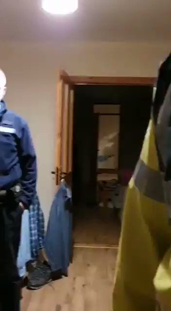Disturbing development involving the man who challenged the gardaí who raided the church in Athlone last week in a video that went viral. https://t.co/NfnM0mC1Y9