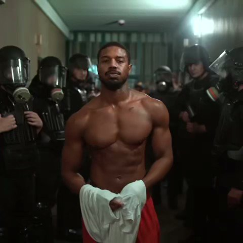 Yo @MichaelB4Jordan, who you think wins a fight in the Octagon? Me or John Kelly? I'll show you what #WithoutRemorse really looks like. #PrimeVideo #ad https://t.co/u0amnaHkr1