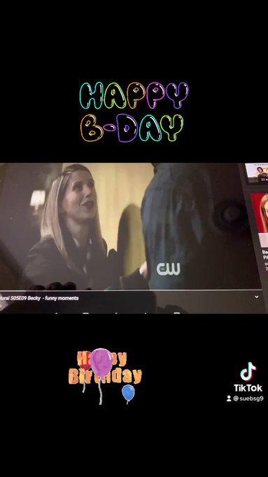 Happy birthday Emily Perkins