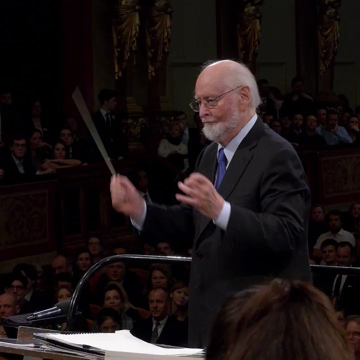 Happy International Star Wars Day! Enjoy legendary composer John Williams conducting the @Vienna_Phil in the 'Imperial March' from Star Wars: https://t.co/3jJMhHPIDK #Maythe4th https://t.co/mPQafQPN1v