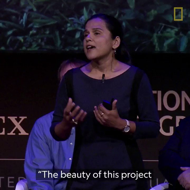 """In honor of #TeacherAppreciationWeek, meet @NatGeoEducation fellow Kavita Gupta. """"Amazing things happen when we empower our youth,"""" she says https://t.co/kLh5HHEqxz"""