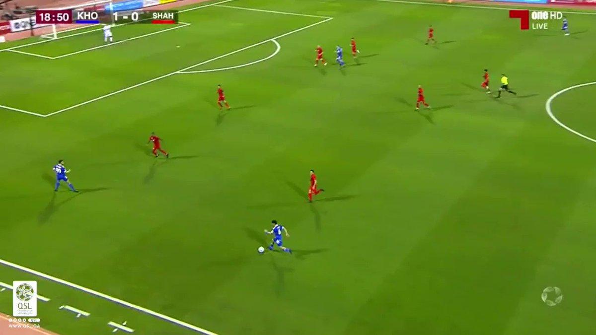 فيديو هدف الخور الثاني عن طريق اللاعب يوكي كوباياشي ️🇶🇦 الخور ٢ ٠ الشحانية دوري نجوم QNB