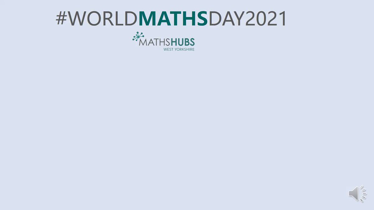 RT @WYorksMathsHub Do you have a US birthday? 🤔🇺🇸 To celebrate #WorldMathsDay2021, Tim our maths hub lead has created a fun challenge for you and your class! We'd love to hear your answers! Discuss with us by commenting below 👇 #WMD2021 🧮