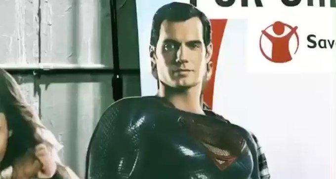 Happy Birthday To Superman himself, Henry Cavill!!!