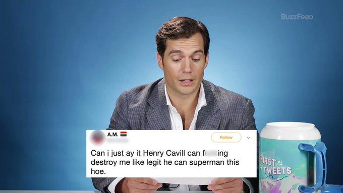 Happy Birthday Henry Cavill