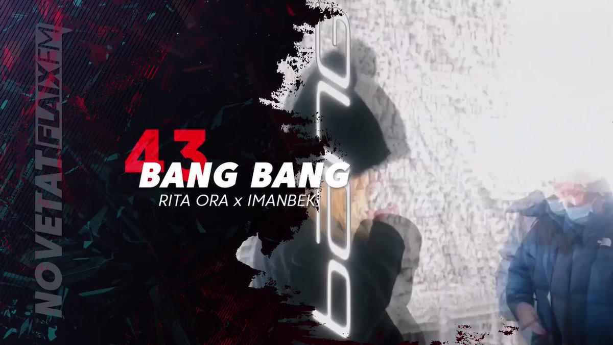Image for the Tweet beginning: 'Bang Bang' de @RitaOra i