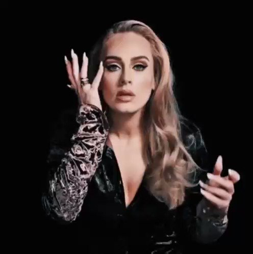 Happy birthday to the one and only, Adele