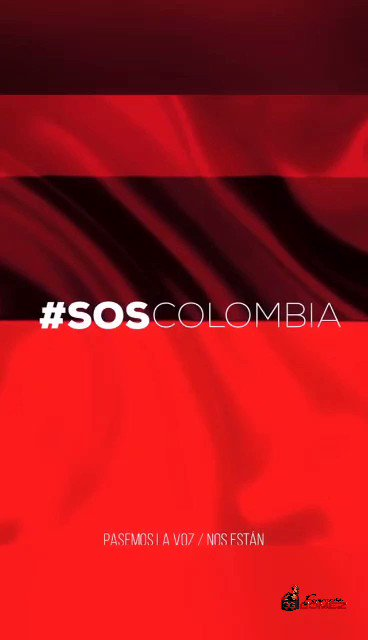 Ayudemos como podamos, espero que las cosas mejoren #SOSCali #soscolombia https://t.co/ILaVJBwKem