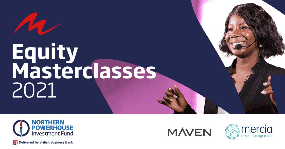 🔜 1 WEEK TO GO until Mercia teams up with the @NPIFBBB once again, for its second virtual masterclass on equity investment.  🎙 Will Clark, @SueBarnard123 and @BevingtonRyan  📅 Thursday May 13th @ 11am  📌 Valuations – art or science?   ✍ Register here: https://t.co/GsCdkmPq4v