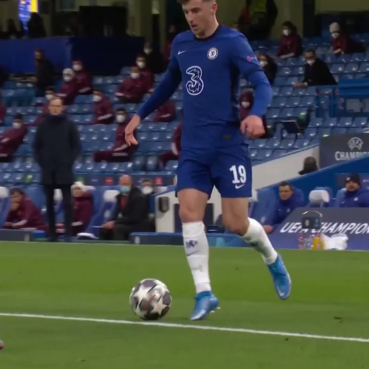 Some beautiful touches in the #UCL this week 🥰  #UCLshowcase | @Mastercard https://t.co/XYV25YHXVJ