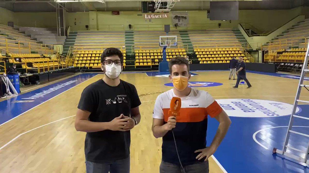 Image for the Tweet beginning: Vídeo crónica del tercer partido