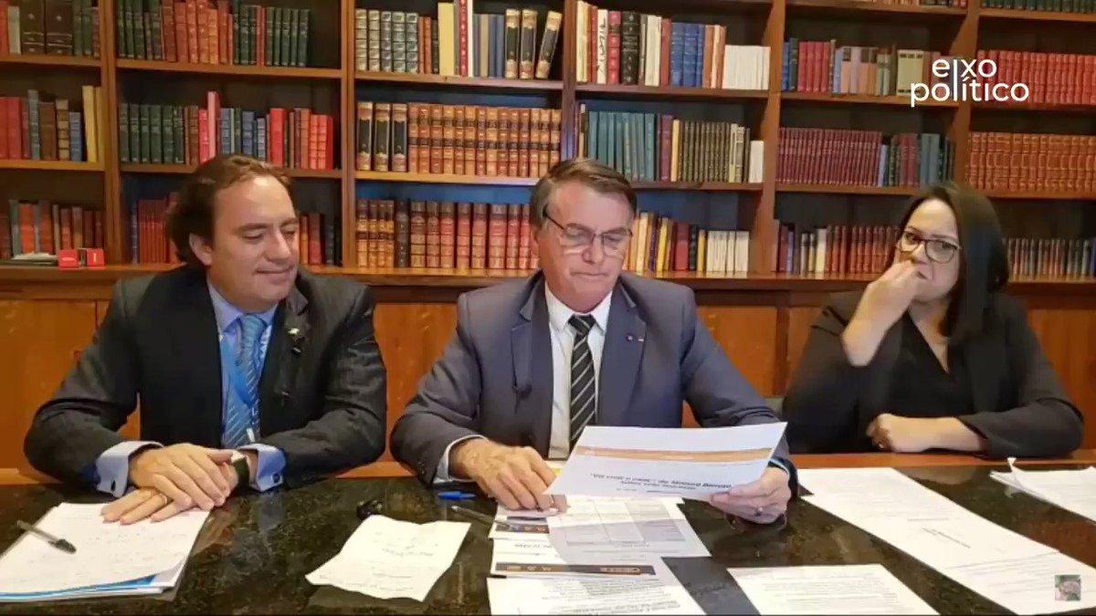"""🇧🇷 Jair Bolsonaro, presidente da República:  """"Vai ter voto impresso em 2022 e ponto final. Não vou nem falar mais nada. Vai ter voto impresso. Se não tiver voto impresso é sinal de que não vai ter eleição. Acho que o recado tá dado"""". https://t.co/o8V0OCaseQ"""