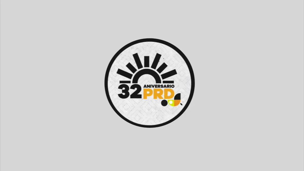 Somos un partido lleno de historia, somos representantes de la sociedad, somos el partido del cambio democratizador, en estos #32AñosPRD agradecemos tu confianza, tu eres el motor que nos mueve a seguir adelante. #32AñosContigo #VotaPRD 🔆 https://t.co/NJCJHq0tVB