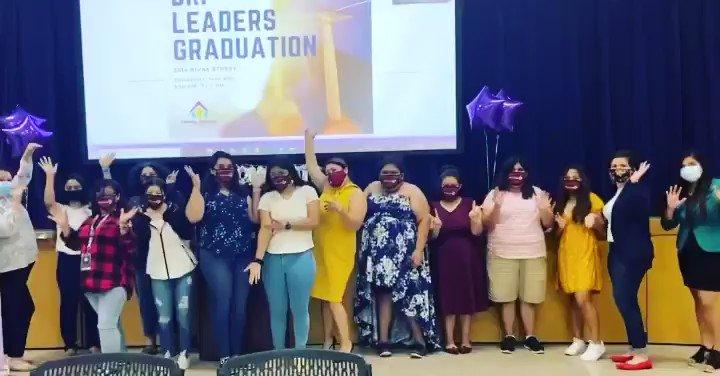 Congratulations to the latest @boardrmproject graduating class! #familyservicesa #BRPLeaders