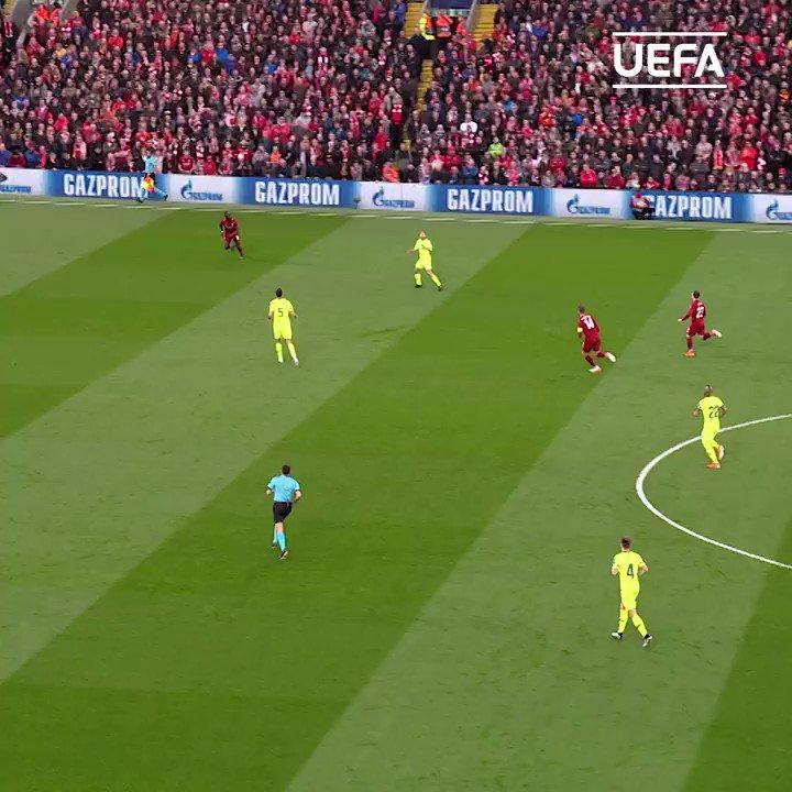 📆 🔙 Hace dos Anfield vivió una de las mayores remontadas 🤯 de la historia de la Champions protagoniza por el Liverpool 🔴  #UCL |#OTD |@LFC https://t.co/sw79KWl5qZ