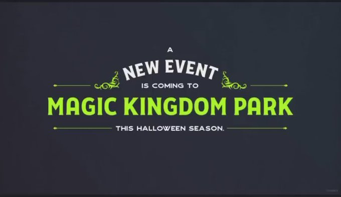 BREAKING: New Halloween Disney After Hours BOO BASH Event Coming to Magic Kingdom in August Photo