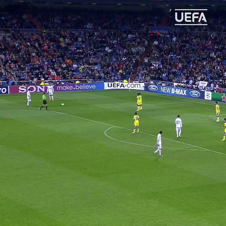 📆 Y como hoy es día 7⃣...  𝐄𝐒𝐓𝐎 de @Cristiano Ronaldo 🔥  #UCL | @realmadrid https://t.co/q5A6jklz5c