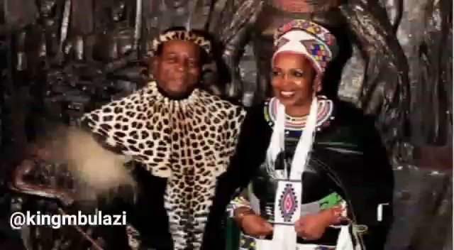 Marrying Queen Mantfombi Dlamini was the great decision King Zwelithini made. Not only did the Queen appointed Prince MisuZulu as the next King but she also clearly stated who and how the next King should be selected if MisuZulu declines or die.  #princemisuzulu #ZuluRoyalFamily https://t.co/8CpBDNSOC7