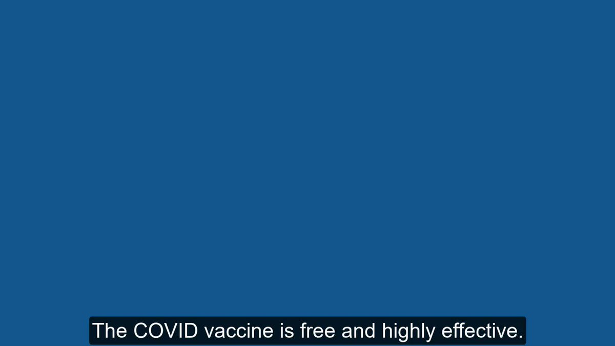 MAB urges you to get the COVID-19  Vaccine. It is our best chance to stop the pandemic. #StopTheSpreadMA #TrustTheFacts #GetTheVax #COVID19MA