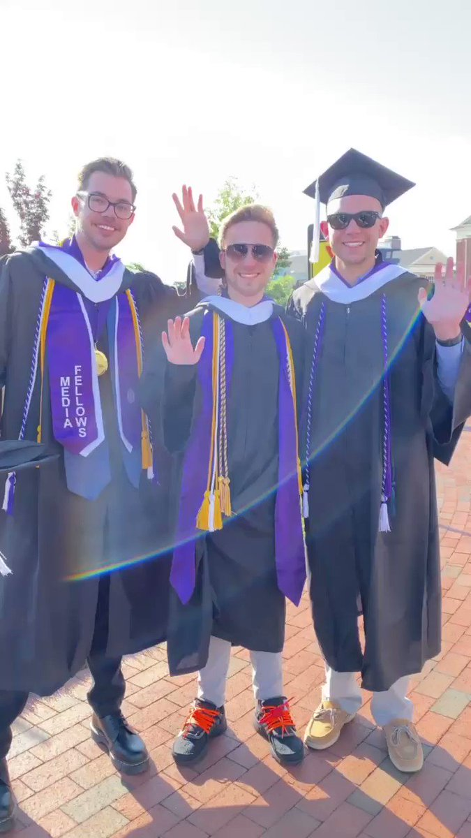 Commencement in 30 seconds! 💜🎉 ConGRADulations, #HPU2021 and #HPU2020! 🎓 Today's ceremony was 🙌! #HPU365