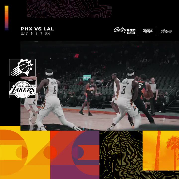 Tonight we're reppin' The Valley in LA!  We need you to rep it with us! It's @tanduayrhumph Rally Around The World night.  🆚 @Lakers  ⌚️ 7PM 📺 @BallySportSAZ  📻 @AZSports and @az_mejor https://t.co/PViHYiEjWE