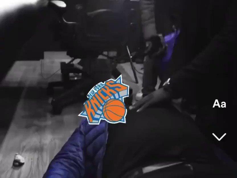 @_Jack_lockhart's photo on Knicks