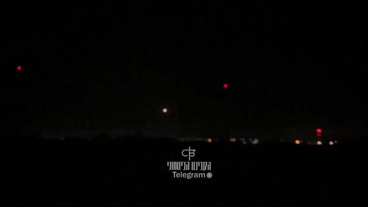 תיעוד בלעדי - ירי משטח רצועת עזה לעבר שטח ישראל   צפו https://t.co/ef5NscIHTC