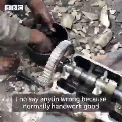 Cont'd :   Benjamin Ekechukwu, the 6-yr old Mechanic https://t.co/VlTTBgnYp9
