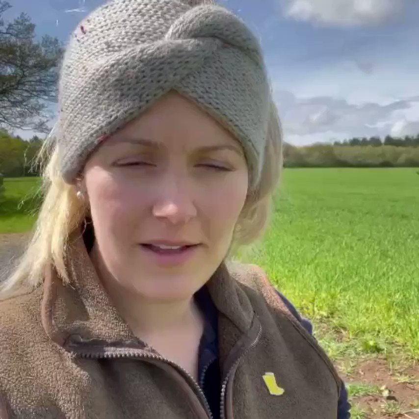 We are appalled, but sadly not shocked, by this incident of #FlyTipping Beth was subjected to on her farm.  Nearly 50,000 people have signed our letter demanding action so if this is something you care about, add your name and help us spread the word 👉http://ow.ly/B6oy50EK5S7