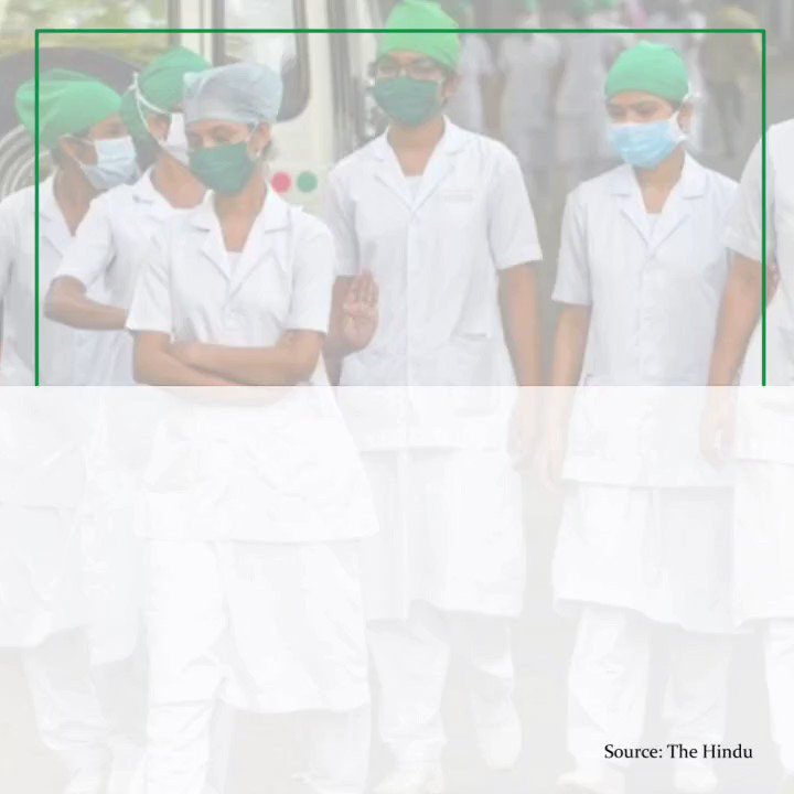 The nurses have kept humanity above everything else working long hours & risking their lives to protect their patients. This #InternationalNursesDay I salute their relentless efforts & their undying spirit to fight Covid-19. We'll always be indebted to you all🙏🏻