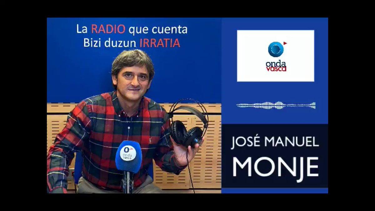 Image for the Tweet beginning: ❗️Asi ha cantado @monjeondavasca la