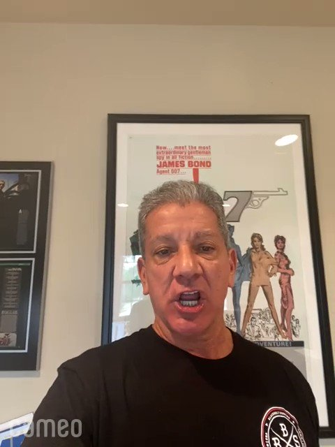 @brucebuffer thanks for crushing Alice's birth announcement via @BookCameo!  Really knocked it out of the park. Thanks again!  #ItsTime https://t.co/M9LfqkvIc9