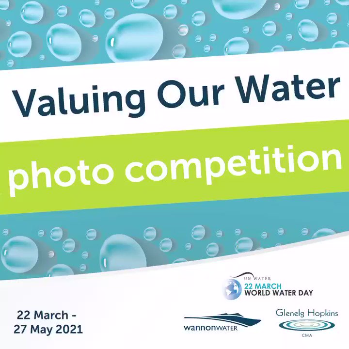 It might be wet in the catchment this weekend but that is perfect for capturing pictures of ... water! Pop on a jacket kids and get outside to take a photo - great prizes on offer!! https://t.co/MetOlycmG1 @WannonWater #photos #kidstakingphotos #ourcatchment #valuingwater