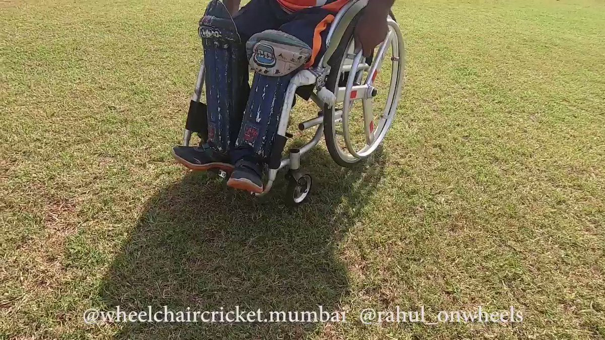 Missing Life On Ground ♿🏏  #WheelchairCricket #mumbaiwheelchaircricket #supportwheelchaircricket #ipl #cricket #mumbaiindians #cricketlover #cricketvideos #reels #instareels #rohitsharma #crickettogether #believe #onefamily #cando #mitv #mipaltan #mifamily #passion #dcci  #bcci https://t.co/aaht0J7hWU