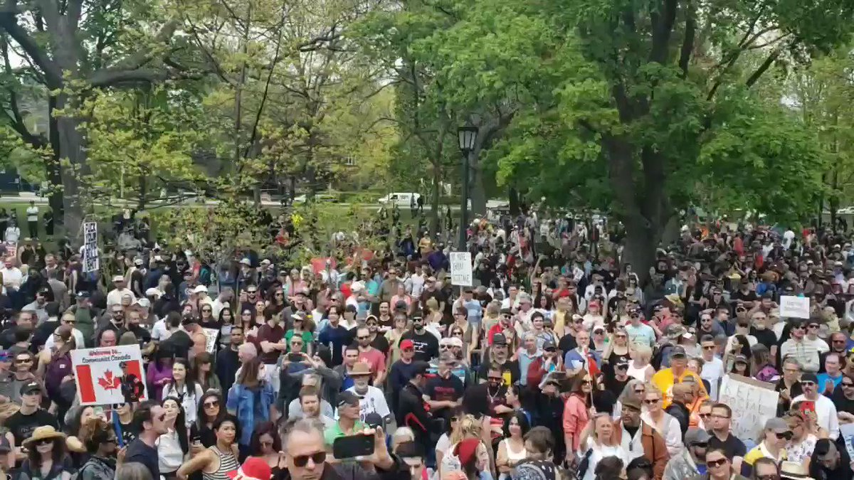 Image for the Tweet beginning: World Wide Rally for Freedom