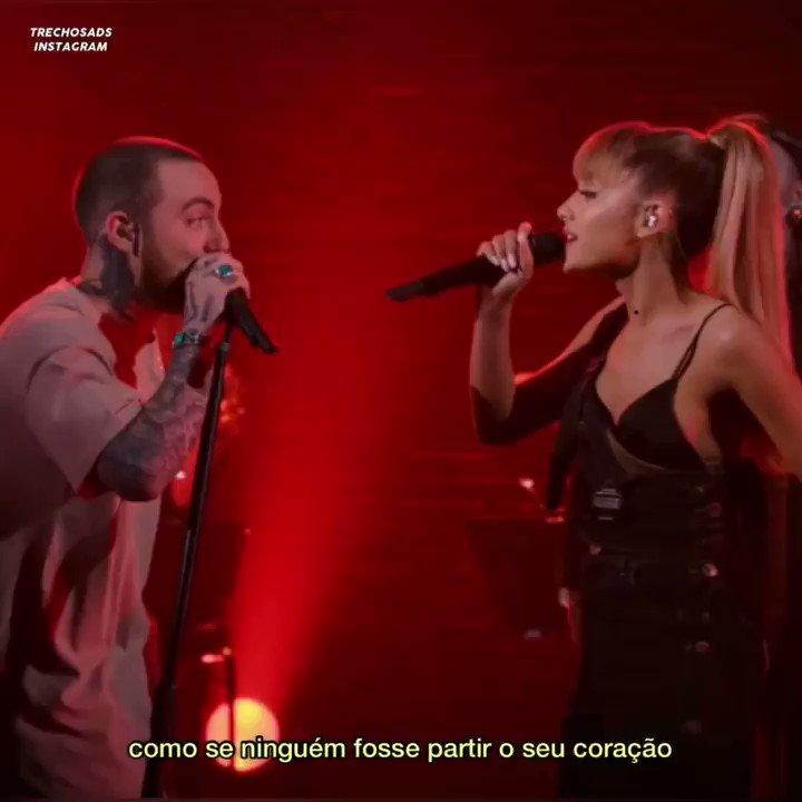 My Favorite Part — Mac Miller & Ariana Grande  https://t.co/lQdsPkEHX8