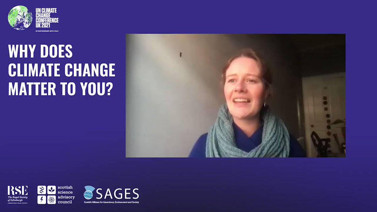 Follow the link to watch my full interview with the @news_RSE team and their collaborators, ahead of #COP26 ☺️  #energyjustice #justtransitions #energypolicy #scottishenergy #COP26Universities
