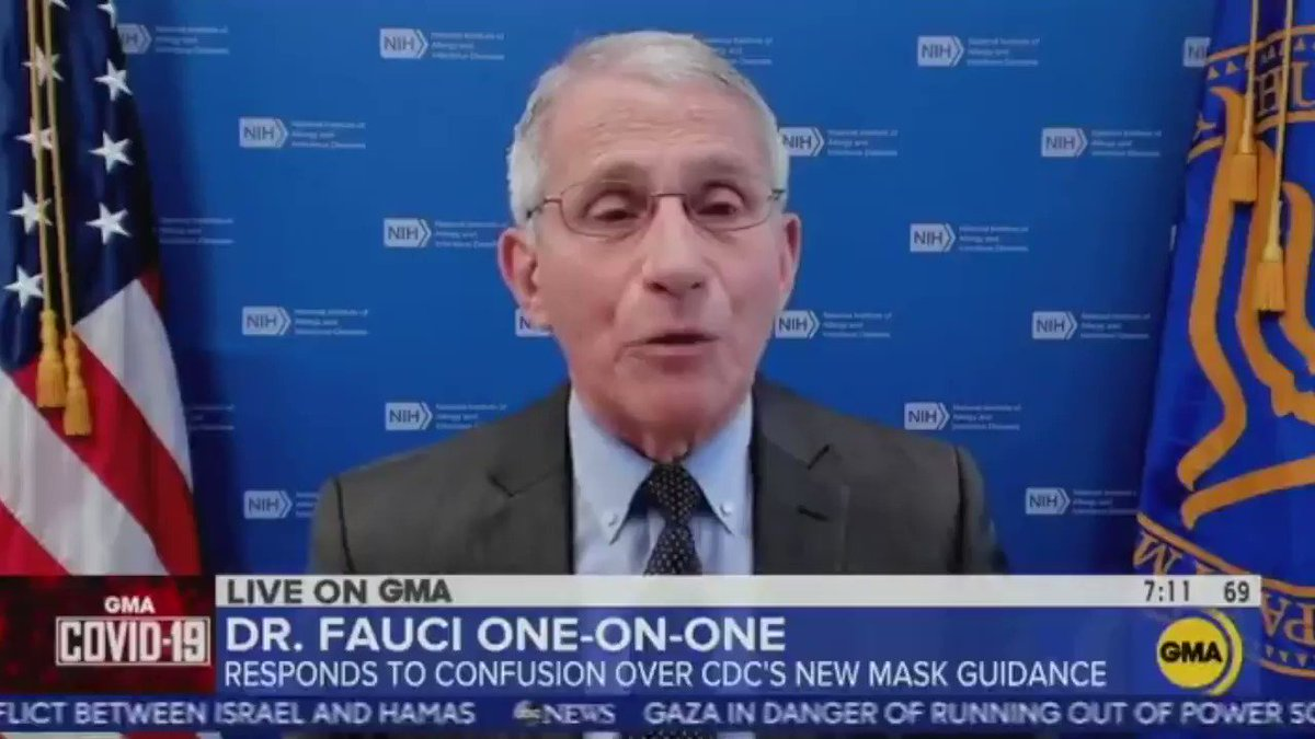 Image for the Tweet beginning: Why does Fauci keep lying?