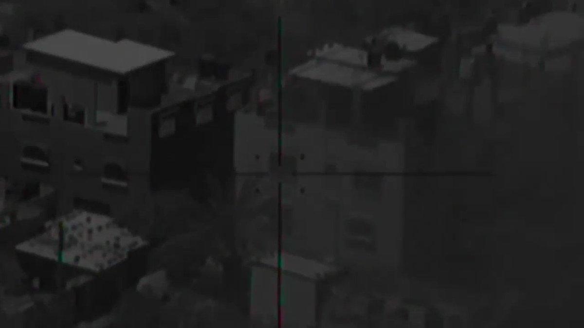 أغار سلاح الجو على مدار اليوم الأخير على عدة راجمات صاروخية متعددة كانت موجهة نحو إسرائيل