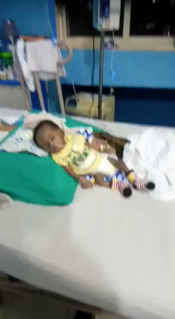 Hi #100KHeroes, 3 month old baby Abel Adekola has a hole in his heart and is in need of financial assistance for surgery.  Let's save him 🤲  Make all donation here: https://t.co/LkVeKWP5tj 💰  1/2 https://t.co/Eg6Uisr1LN