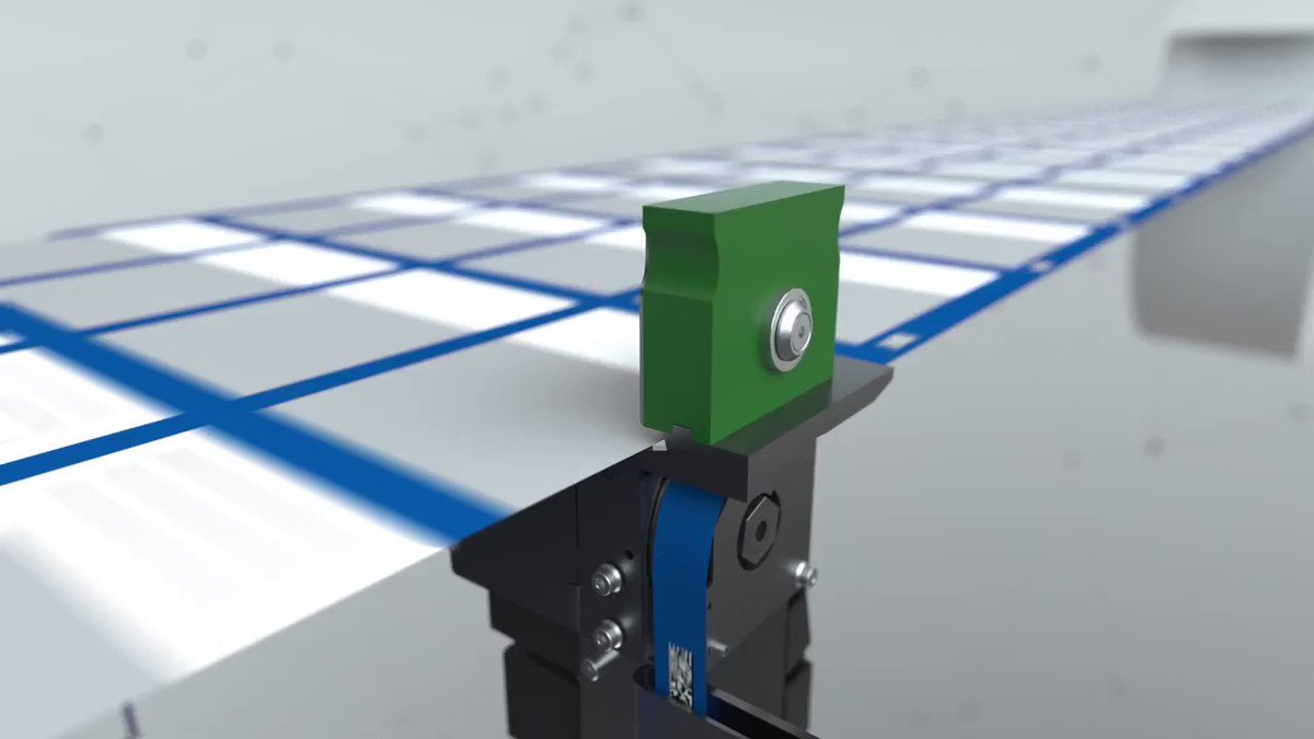 Image for the Tweet beginning: In digital print #finishing, there