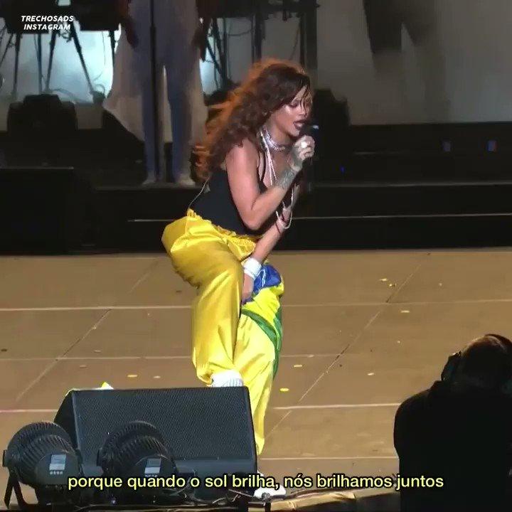Umbrella — Rihanna https://t.co/XHtE0tqNq9